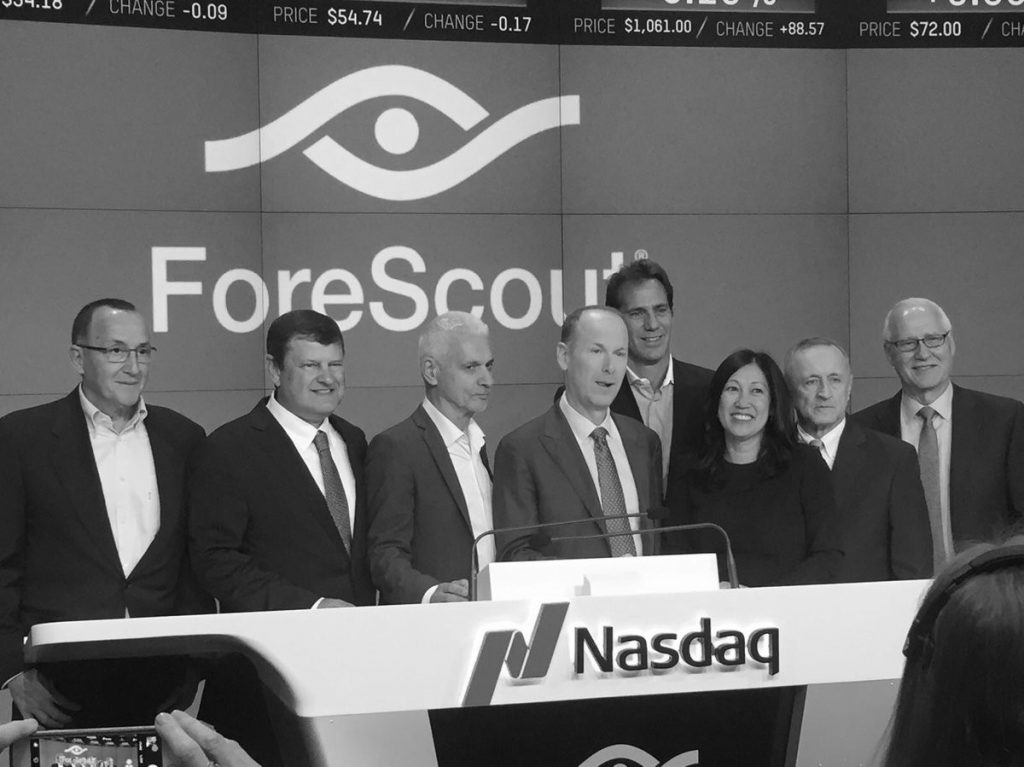 Kolejny sukces Pitango VC: ForeScout Technologies na NASDAQ