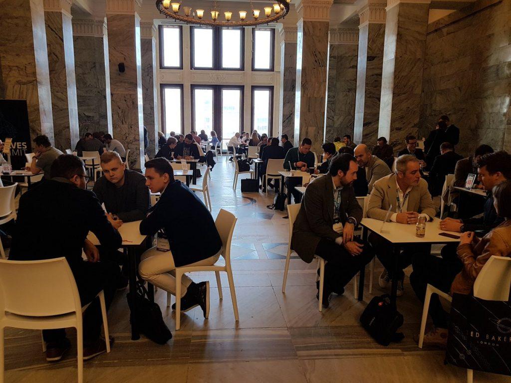 TDJ Pitango Ventures na Wolves Summit